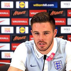 Germany v England - Press Conference 24/3/16