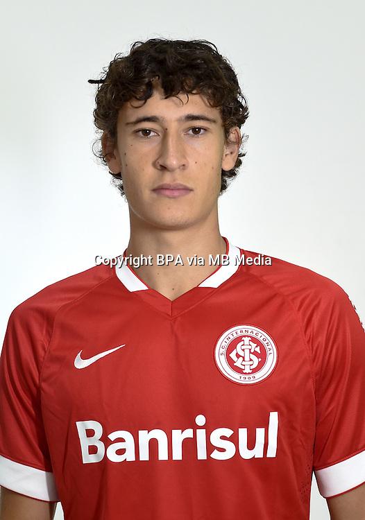 Brazilian Football League Serie A / <br /> ( Sport Club Internacional ) - <br /> Rodrigo Dourado Cunha &quot; Rodrigo Dourado &quot;