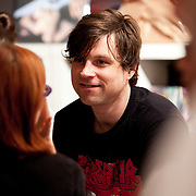 Ryan Adams Painting Exhibit at Morrison Hotel Gallery on Bowery