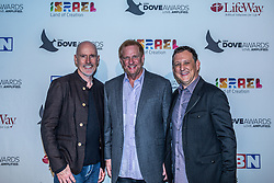 October 11, 2016 - Nashville, Tennessee, USA - Phillips, Craig & Dean at the 47th Annual GMA Dove Awards  in Nashville, TN at Allen Arena on the campus of Lipscomb University.  The GMA Dove Awards is an awards show produced by the Gospel Music Association. (Credit Image: © Jason Walle via ZUMA Wire)