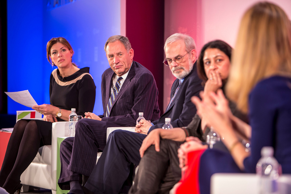 The second panel discussion at the 2014 Stars Foundation Philanthropreneurship Forum, Regents Park, London.