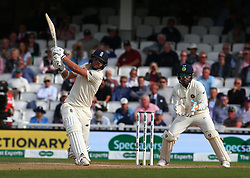 September 10, 2018 - London, England, United Kingdom - England's Sam Curran.during International Specsavers Test Series 5th Test match Day Four  between England and India at Kia Oval  Ground, London, England on 10 Sept 2018. (Credit Image: © Action Foto Sport/NurPhoto/ZUMA Press)