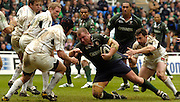 Reading, ENGLAND, Exiles Richard Skuse,  during the London Irish vs Saracens, Guinness Premiership Rugby, at the, Madejski Stadium, 06.05.2006, © Peter Spurrier/Intersport-images.com,  / Mobile +44 [0] 7973 819 551 / email images@intersport-images.com.