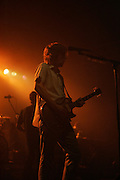 June 16, 2006; Manchester, TN.  2006 Bonnaroo Music Festival. My Morning Jacket performs at Bonnaroo 2006.  Photo by Bryan Rinnert