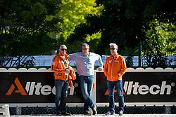 Van der Heijden Maarten, (NED), Ernes Wim (NED), , Van Silfhout Alex (NED) <br /> Alltech FEI World Equestrian Games™ 2014 - Normandy, France.<br /> © Hippo Foto Team - Leanjo de Koster<br /> 25/06/14