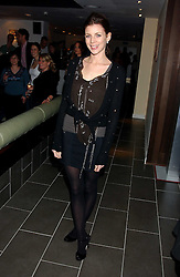 Model LIBERTY ROSS at the opening party for a new bowling alley All Star Lanes, at Victoria House, Bloomsbury Place, London on 19th January 2006.<br /><br />NON EXCLUSIVE - WORLD RIGHTS