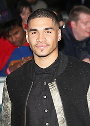 © Licensed to London News Pictures. 12/06/2013. London, UK. Louis Smith;  Man of Steel European Film Premiere, Leicester Square London UK, 12 June 2013. Photo credit : Richard Goldschmidt/Piqtured/LNP
