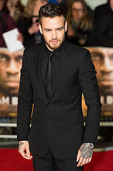 © Licensed to London News Pictures. 28/11/2016. LIAM PAYNE attend's the I Am Bolt world film premiere. London, UK. Photo credit: Ray Tang/LNP