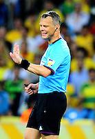 Fifa Brazil 2013 Confederation Cup / Final Match /<br /> Brazil vs Spain 3-0  ( Jornalista Mario Filho - Maracana Stadium - Rio de Janeiro , Brazil )<br /> The Referee Bjorn KUIPERS  , during the Final Match between Brazil and Spain