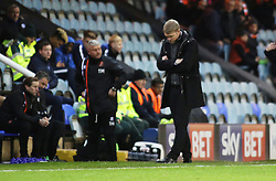 Peterborough United Manager Grant McCann cuts a dejected figure on the touchline - Mandatory by-line: Joe Dent/JMP - 18/11/2017 - FOOTBALL - ABAX Stadium - Peterborough, England - Peterborough United v Blackpool - Sky Bet League One