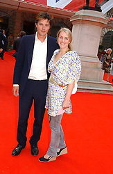 HARRY & LAURA LOPES she is the daughter of HRH The Duchess of Cornwall at the Royal Academy of Art's SUmmer Party following the official opening of the Summer Exhibition held at the Royal Academy of Art, Burlington House, Piccadilly, London W1 on 7th June 2006.<br /><br />NON EXCLUSIVE - WORLD RIGHTS