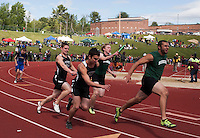 Division III Track Championships at Interlakes High School.  Karen Bobotas/for the Concord Monitor