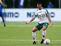 Fotball ,Post-nord ligaen ,  <br /> 10.09.17<br /> Nammo Stadion<br /> Raufoss v HamKam 2-0<br /> Foto : Dagfinn Limoseth , Digitalsport<br /> Ruben Alegre Guerro  , HamKam