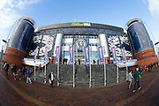 Hampden Park ahead of the Scottish Cup final match between Aberdeen and Celtic at Hampden Park, Glasgow, United Kingdom on 27 November 2016. Photo by Craig Doyle.