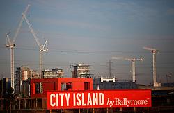 UK ENGLAND LONDON 20APR15 - City Island development in the Docklands, London.<br /> <br /> jre/Photo by Jiri Rezac<br /> <br /> &copy; Jiri Rezac 2015