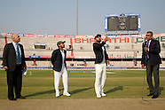 Cricket - India v Bangladesh 1st Test Day 1 at Hyderabad
