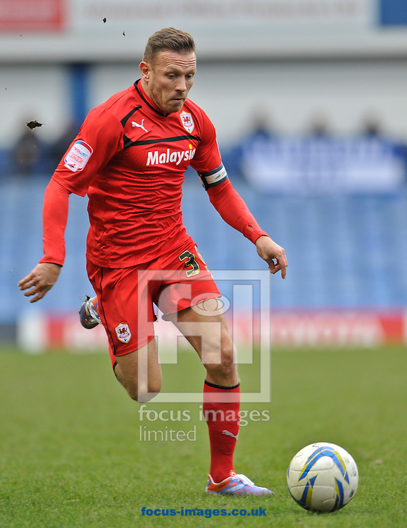 Picture by Richard Land/Focus Images Ltd +44 7713 507003.16/03/2013.Craig Bellamy of Cardiff City in action during the npower Championship match at Hillsborough, Sheffield.