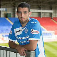 St Johnstone Sign Joe Gormley
