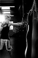 Cage Fighter Amanda English