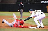 20100607 - Los Angeles Angels vs Oakland Athletics