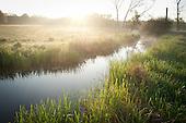 rivieren en beken