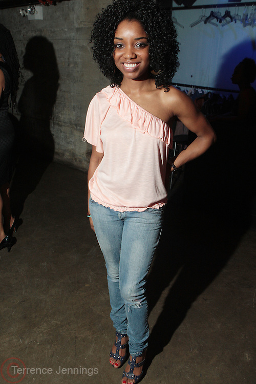 28 April 2011- New York,  NY- Markita Prescott at The Sparkling Celebration for the Birthday of Harriette Cole held at the Galapagos Art Space on April 27, 2011 in Brooklyn, NY Photo Credit: Terrence Jennings
