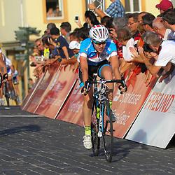 26th Thueringen Rundfahrt der Frauen Altenburg Anna van der Breggen is de leidster in het jongerenklassement