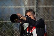 February 26, 2017: Circuit de Catalunya. F1 photographer Darren Heath