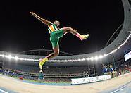 13 August - Athletics- Evening Session