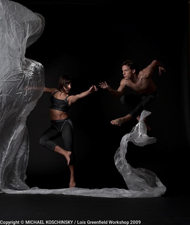 Alexandra Kerrigan, Chad Levy