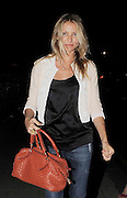20.JULY.2009 - LONDON<br /> <br /> **THESE PICTURES ARE EXCLUSIVE**<br /> <br /> AMERICAN ACTRESS CAMERON DIAZ LEAVING SCOTT'S RESTAURANT, MAYFAIR AT 10.30PM AFTER HAVING DINNER WITH A FRIEND.<br /> <br /> BYLINE: EDBIMAGEARCHIVE.COM<br /> <br /> *THIS IMAGE IS STRICTLY FOR UK NEWSPAPERS &amp; MAGAZINES ONLY* <br /> *FOR WORLDWIDE SALES OR WEB USE PLEASE CONTACT EDBIMAGEARCHIVE - 0208 954 5968*