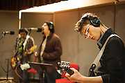 Chicago band Kelroy visits WBEZ's The Morning Shift with Tony Sarabia.
