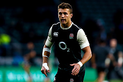 Henry Slade of England - Mandatory by-line: Robbie Stephenson/JMP - 10/11/2018 - RUGBY - Twickenham Stadium - London, England - England v New Zealand - Quilter Internationals