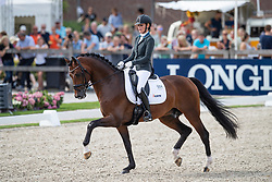 Van Vliet Renate, NED, In Style<br /> World ChampionshipsYoung Dressage Horses<br /> Ermelo 2018<br /> © Hippo Foto - Dirk Caremans<br /> 04/08/2018