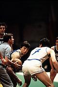 Europei Francia 1983 - Girone eliminatorio Limoges: Renzo Vecchiato