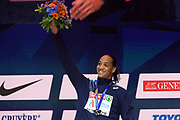 Pascal Martinot-Lagarde takes gold medal in 110m hurdles during the European Championships 2018, at Olympic Stadium in Berlin, Germany, Day 5, on August 11, 2018 - Photo Philippe Millereau / KMSP / ProSportsImages / DPPI