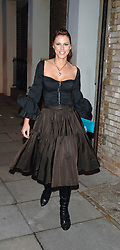 PETRINA KHASHOGGI at the Stephen Webster launch party of his latest jewellery collection during the London Jewellery Week, at Wilton's Music Hall, Graces Alley, Off Ensign Street, London E1 on 12th June 2008.<br />