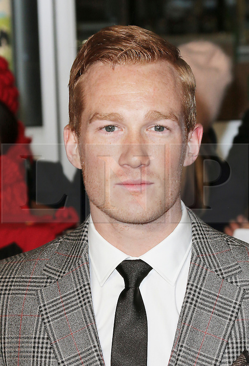 © Licensed to London News Pictures. Greg Rutherford attends The Class of 92  World Film Premiere at The Odeon West End, Leicester Square, London on 01 December 2013. Photo credit: Richard Goldschmidt/LNP