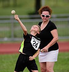 Ball throw
