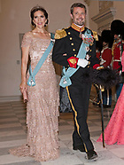 50th Birthday Gala Banquet For Crown Prince Frederik 2