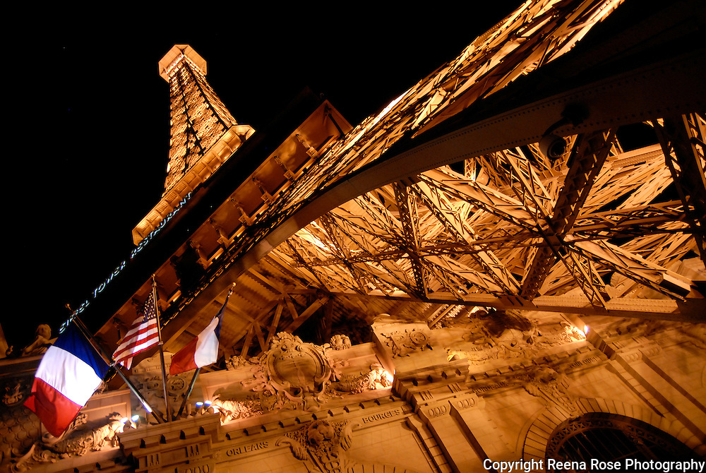Eiffel Tower, Las Vegas, Nevada