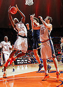 NCAA Basketball - Illinois Fighting Illini vs Michigan Wolverines - Champaign, IL