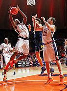 NCAA Basketball - Illinois Fighting Illini vs Michigan Wolverines - Champaign, IL