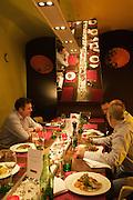 Linz, Cultural Capital of Europe 2009. Herberstein restaurant.