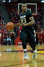 Reggie Hamilton Oakland golden Grizzlies Basketball Photos