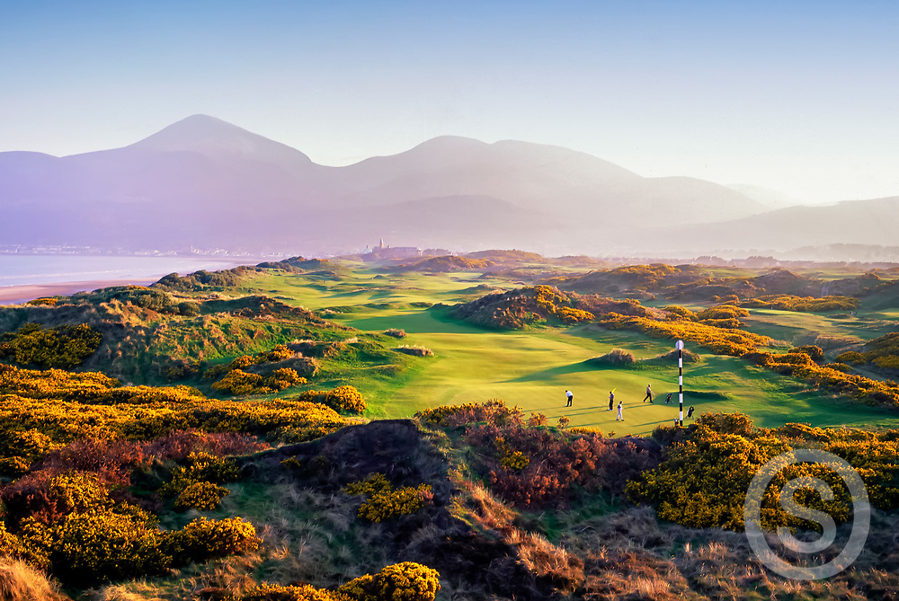 Photographer: Chris Hill, Royal County Down Golf Club