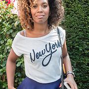 NLD/Amsterdam/20160908 - Talkies Lifestyle lunch 2016, Jasmine Sendar