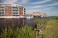 Wonen aan water in Sneek: Vuurvlinder en Dagpauwoog (wijk Duinterpen)