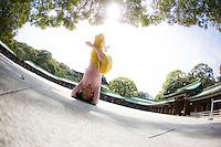 Heeki Park at Meiji Jingu, Tokyo - Japan