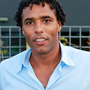 NLD/Amstelveen/20110802 - Uitreiking Esquire Most Fashionable Footballer 2011, Pierre van Hooijdonk